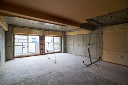 住宅・戸建て リフォーム・リノベーション 間取り変更