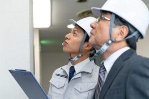 建物調査診断の実施