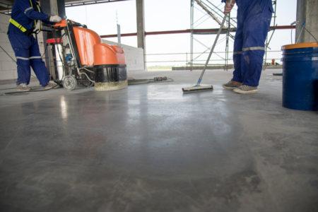 用途に合わせた塗床工法の提案<br /> 低予算で生産性向上を実現