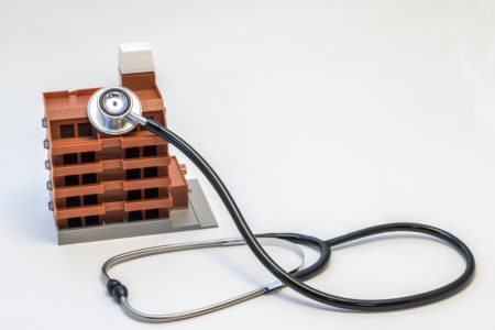 ちょっと気になるところからの調査診断<br /> 調査診断中の緊急対応も実施!