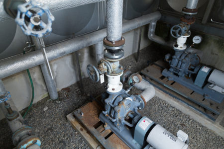 古いマンションで配管に詰まりが<br /> 全配管の更新による大規模修繕