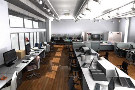無駄な空き部屋の再活用!<br /> 空間リノベーションで事務所を拡張!