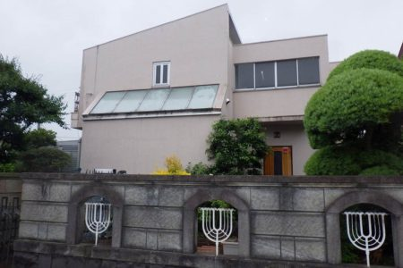 千葉県千葉市稲毛区個人邸改修工事前外装