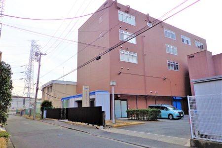 神奈川県横浜市港北区事務所兼倉庫 用途変更工事(リノベーション)