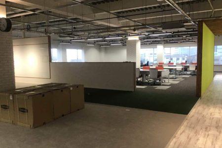新木場2丁目ビル改修工事リノベーション後写真2