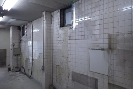 新木場2丁目ビル改修工事リノベーション前写真