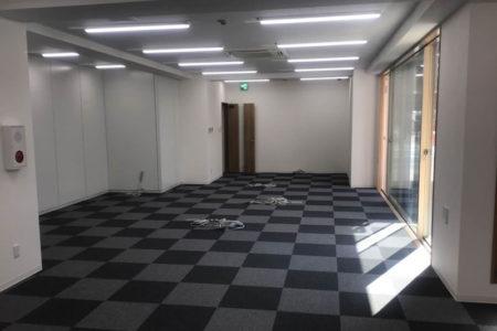 埼玉県草加市事務所改修工事(リフォーム・リノベーション)