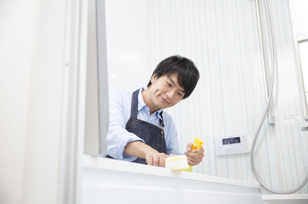 お風呂を安くきれいにする方法